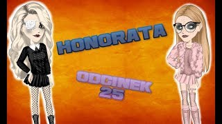 HONORATA (I PAMIĘTNIK) - SERIAL MSP #25