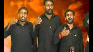 Yeh Chand Muharam ka Noha by Chakwal Party