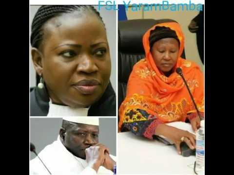 Gambia's Vice President, Fatoumata Tambanjang's Interview