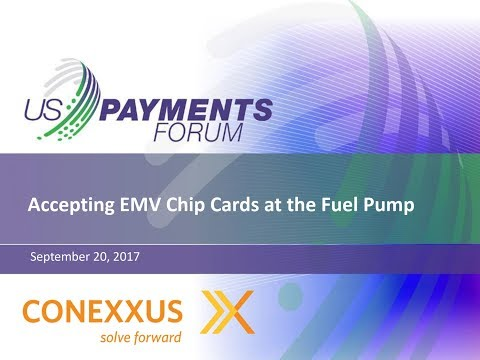 Accepting EMV Chip Payments at the Fuel Pump Webinar