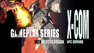 X-COM: UFO Defense - Gameplay - Part 1 - Base management and pesky alien invaders!