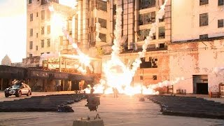 The Biggest Most Awesome Movie Explosions