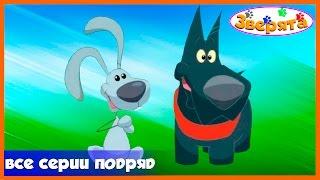 Зверята🐾   Приключения домашних животных   Сборник для детей № 10