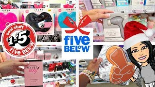 Five Below Shopping!!! $1 To $5 Christmas Gift Ideas   Stocking Stuffers!!!