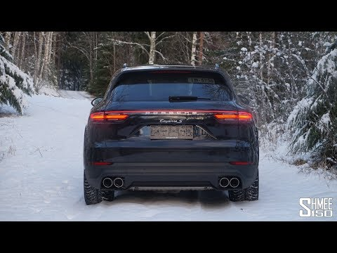 Does the New Porsche Cayenne S Do It All?   TEST DRIVE