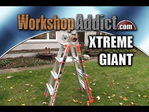 Little Giant Xtreme Ladder System