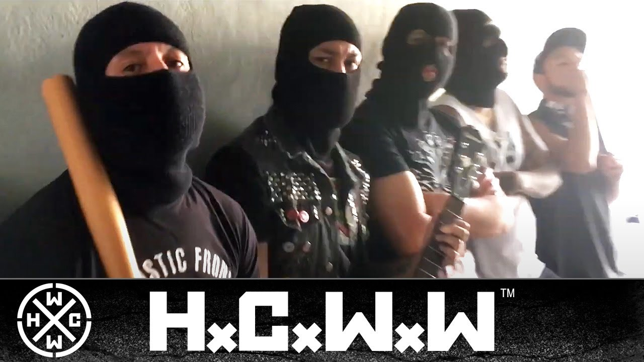 Download THE RATTLESNAKE - THE END OF THE WORLD - HARDCORE WORLDWIDE (OFFICIAL HD VERSION HCWW)