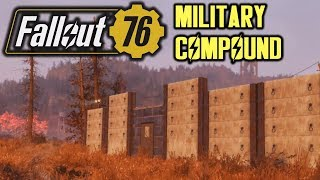 Fallout 76 - Military Compound