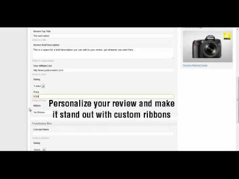 ProReview - Overview Box
