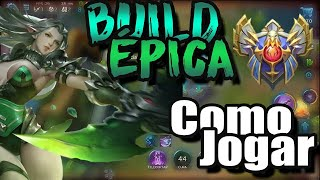 Heroes Evolved - Nightshade - Build Épica + Como Jogar + Skin Rara