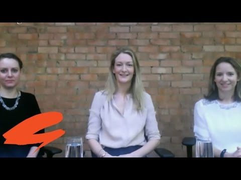 Discussing sensitive skin with Sarah Brown and Imelda Burke | Get The Gloss