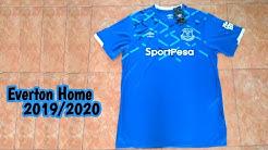 Everton Home Jersey 2019/2020 #jerseyeverton2019/20 #jerseyevertonhomenew