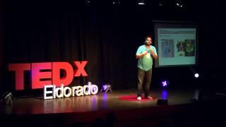 ¿Qué es la pobreza? El desafío de la vida en primera persona   Daniel Cerezo   TEDxEldorado