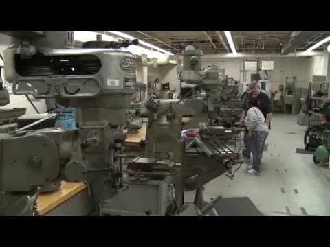 Manufacturing Technology Program at Prairie State College