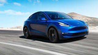 Tesla Model Y 2020 - Обзор