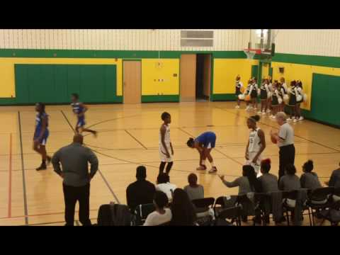 Greenbelt Middle School vs Excel Academy  11/21/16