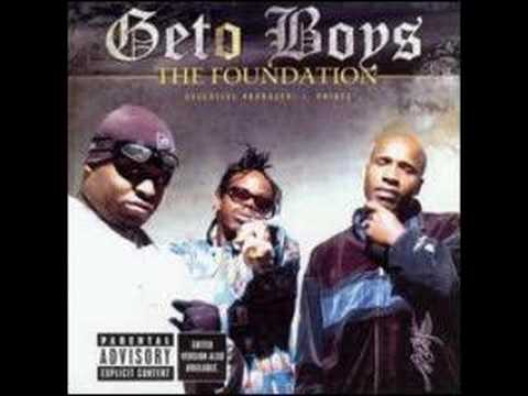 Geto Boys - Leaning on you