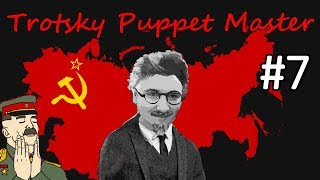 HoI4 - Road to 56 - Soviet Union - Trotsky the Puppeteer - Part 7