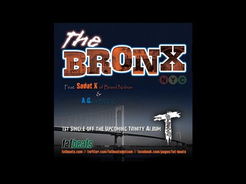 "Trinity ""The Bronx (Instrumental)"""