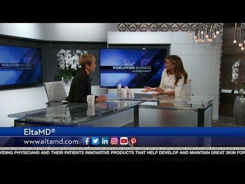 EltaMD® featured on Worldwide Business with kathy ireland®
