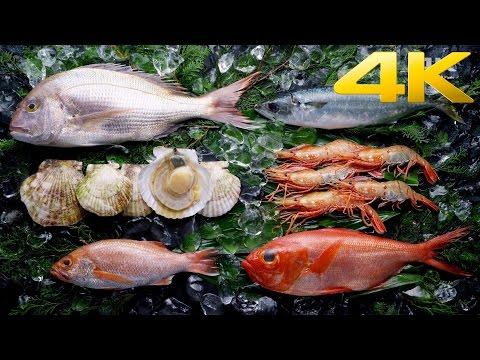Sony 4K Demo: Sushi