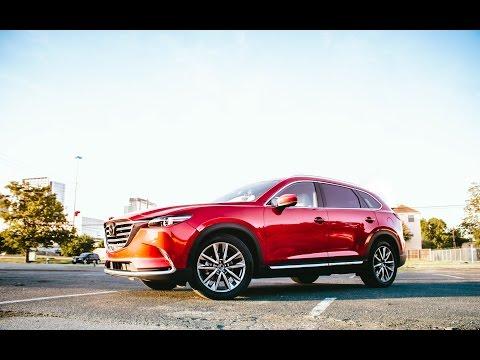 2017 Mazda CX-9 Grand Touring : Quantity and Quality
