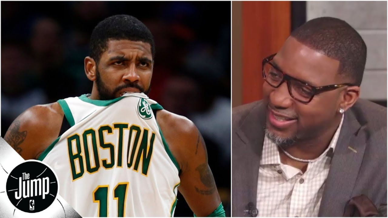 Tracy McGrady is jumping off the Celtics' ship, with 'no life jacket' | The Jump
