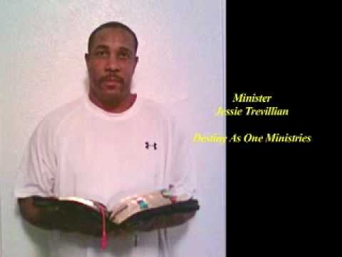 Minister Jessie Trevillian- Joshua's House for Christian Artists May 26,10