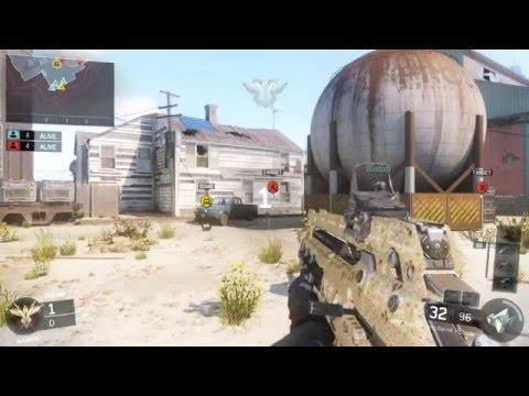 Black Ops 3: 4v4 Gamebattles w/Mic Map! #2