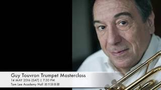 Trumpet Master Class by Guy Touvron