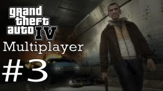 Grand Theft Auto 4 - Multiplayer Gameplay
