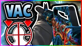 CSGO - IM HACKING + RANDOM VAC SHOTS, EPIC ACE & CRAZY NO SCOPE (CS GO Funny Moments in Competitive)