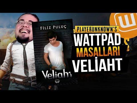 WATTPAD ve PUBG // VELİAHT #02 // Playerunknown's Battlegrounds