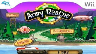 Army Rescue | Dolphin Emulator 5.0-8374 [1080p HD] | Nintendo Wii