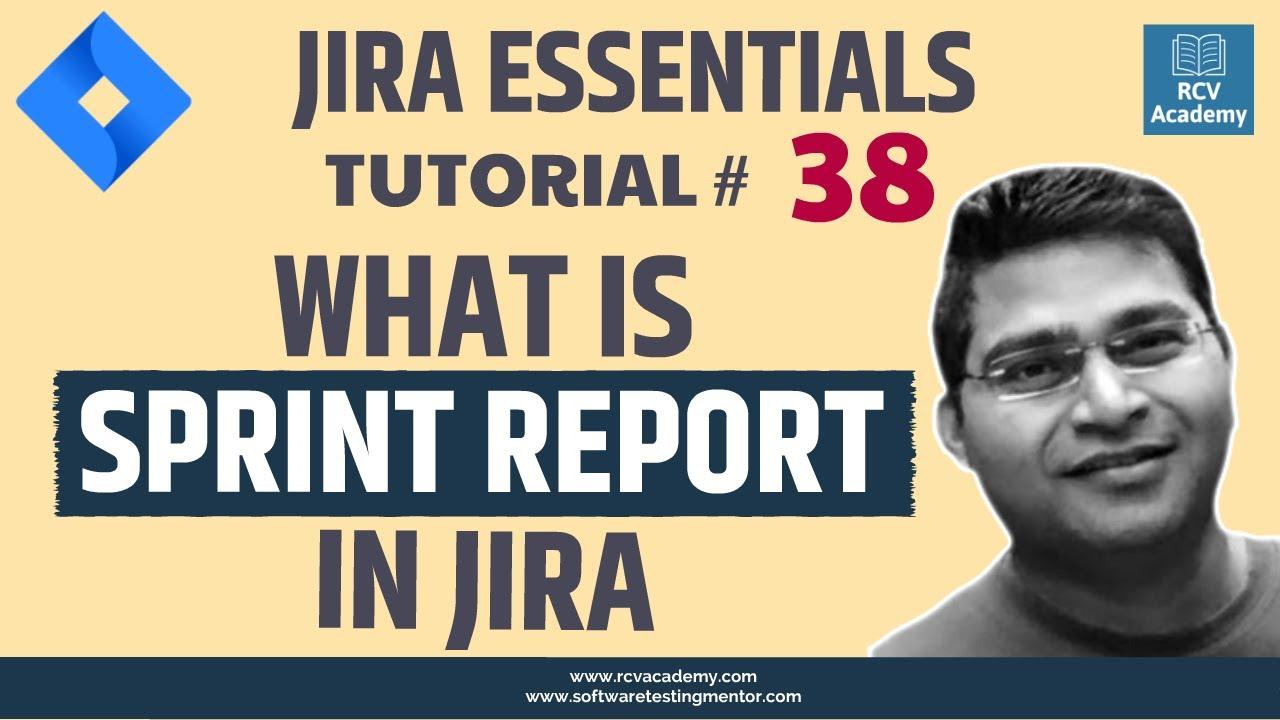 Jira sprint report sprint report in jira youtube jira sprint report sprint report in jira ccuart Choice Image