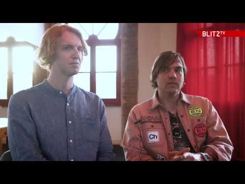 Short interview with Arcade Fire in Lisbon