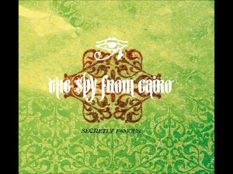 The Spy from Cairo - Oud Funk