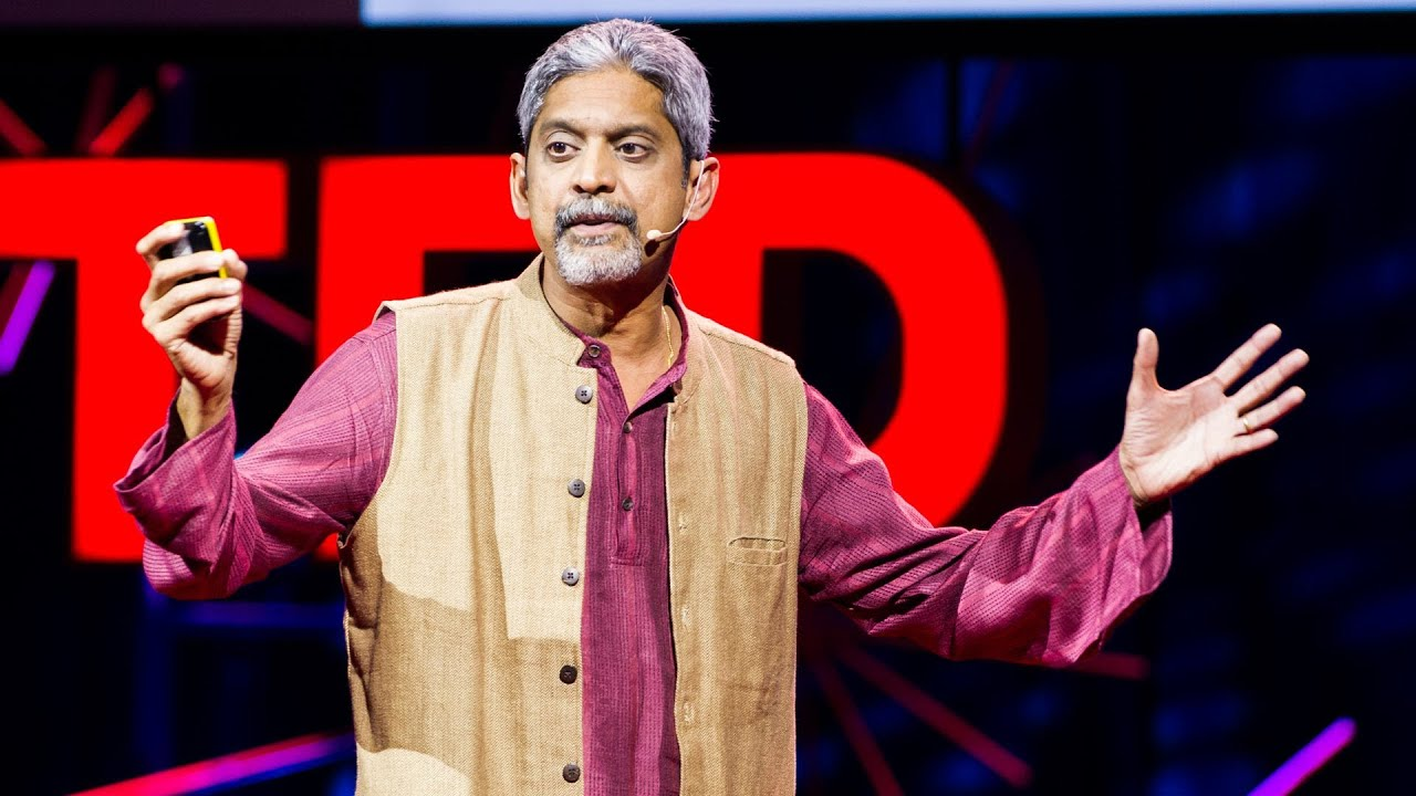 Mental Health For All By Involving All Vikram Patel Ted Talks
