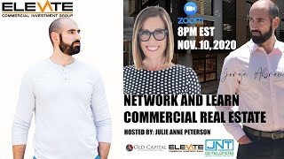Network and Learn Commercial Real Estate with Jorge Abreu