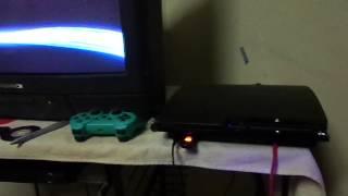 Sony PS3 Running 3.5