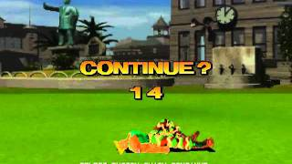 Game Over: Street Fighter EX Plus Alpha