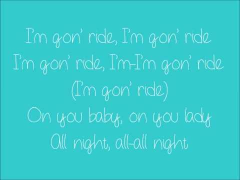 SoMo - Ride (Lyrics)