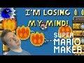 Super Mario Maker: Carl's Kaizo College (Post Graduate) - 7/17/17