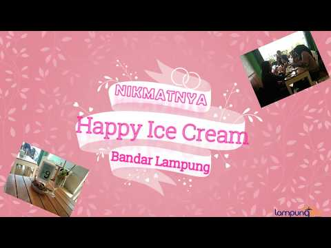 Video Kuliner : Kelezatan Happy Ice Cream