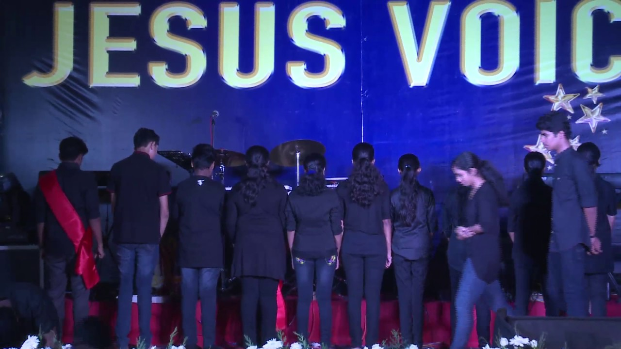 Jesus Voice Church New Year Service Part2