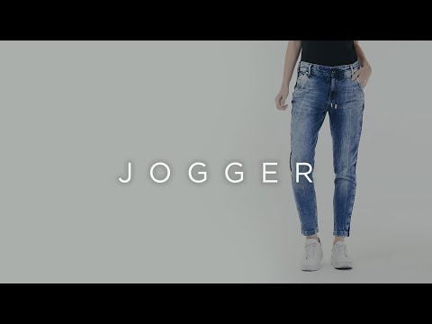 Guia Jeans - Calça Jogger Feminina