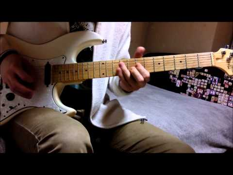 PS3 マブラヴ オルタネイティヴ OP - 0-GRAVITY [ギター]