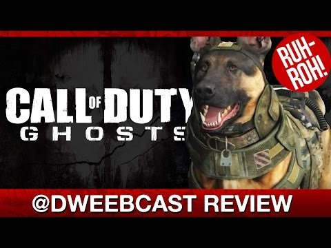 Call Of Duty: Ghosts Single Player Review (Spoiler Free!) | DweebCast | OraTV DownloadDownload