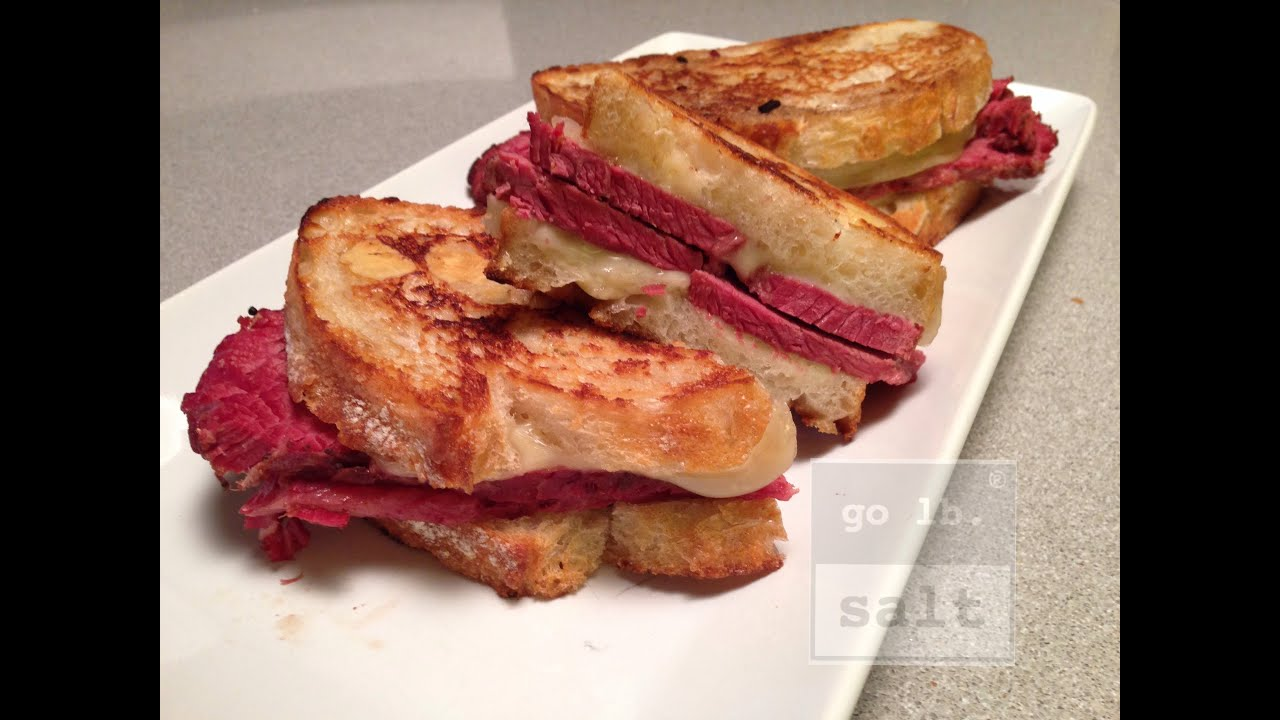 How to make the best corned beef or pastrami do it for What to do with salt beef