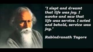 """আমার মুক্তি আলোয় আলোয় """"Amar mukti aloy aloy"""" by Rabindranath Tagore"""